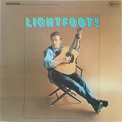 Gordon Lightfoot - Lightfoot
