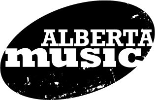 Alberta Music Logo 2013 blk