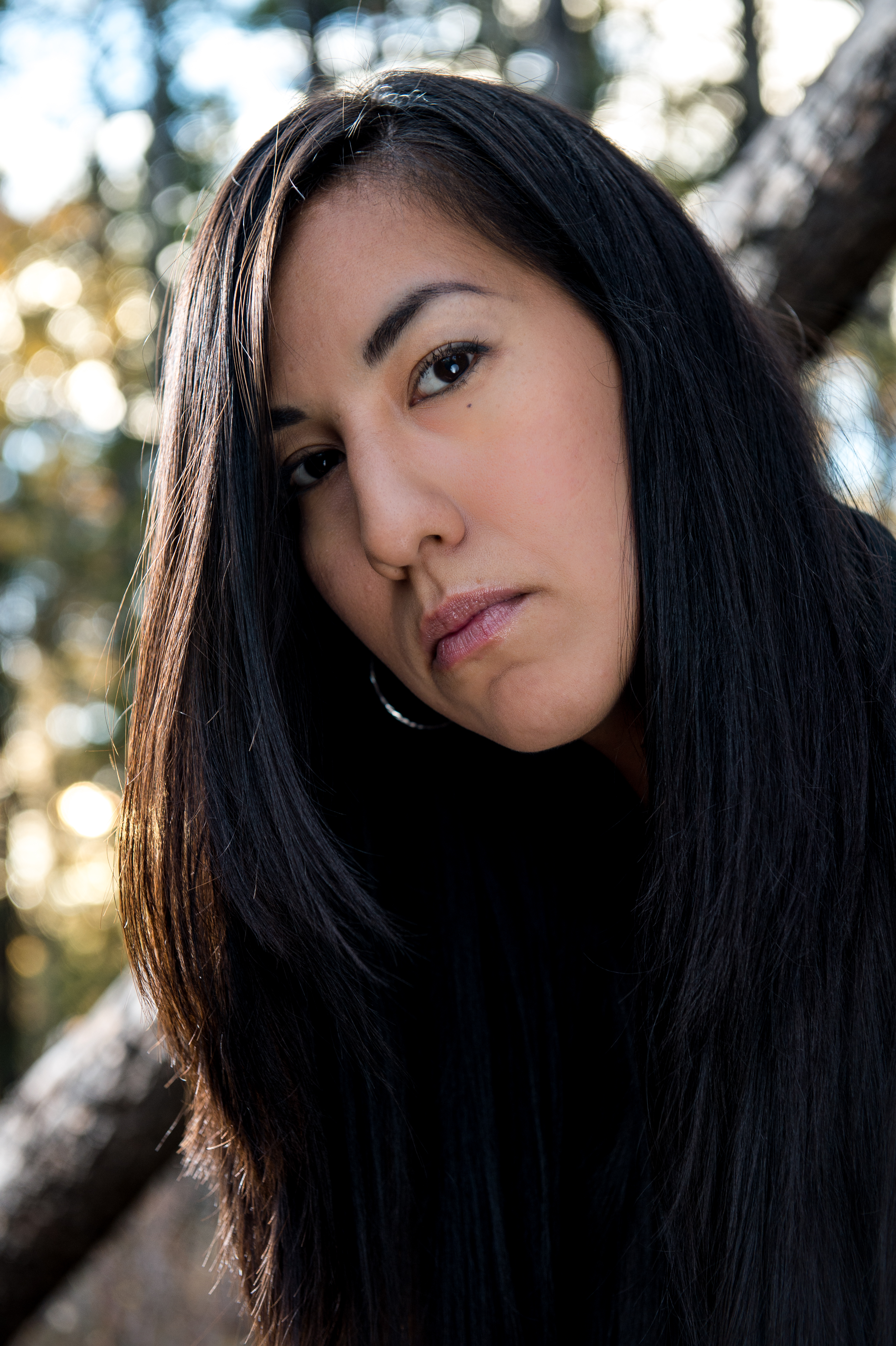 Take You With Me may be the debut album from singer/songwriter Jasmine  Netsena, but the resident of Fort Nelson, BC, is far from a musical novice.